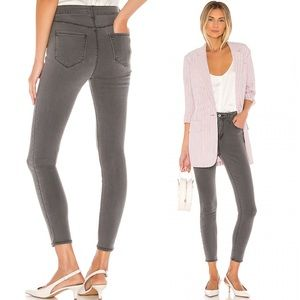 NWT L'Agence Margot High Rise Ankle Skinny Jeans